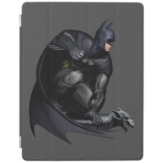 Batman Crouching iPad Cover