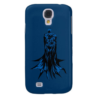 Batman Dark Blue Galaxy S4 Case
