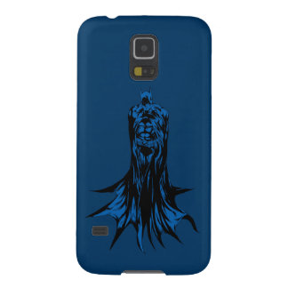 Batman Dark Blue Galaxy S5 Covers