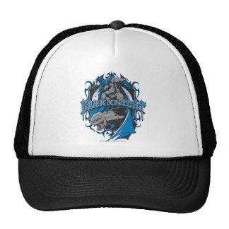Batman Dark Knight | Blue Grey Logo Cap