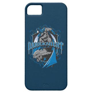 Batman Dark Knight | Blue Grey Logo iPhone 5 Cover
