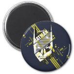 Batman Dark Knight Futuristic Magnet