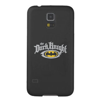 Batman Dark Knight | Name and Oval Logo Cases For Galaxy S5