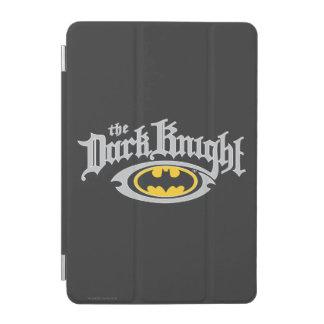Batman Dark Knight   Name and Oval Logo iPad Mini Cover