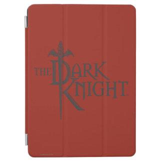Batman Dark Knight | Name Brown Logo iPad Air Cover