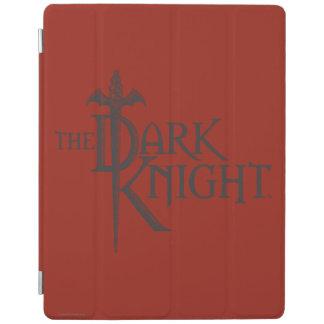 Batman Dark Knight   Name Brown Logo iPad Cover