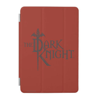 Batman Dark Knight | Name Brown Logo iPad Mini Cover