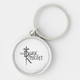 Batman Dark Knight | Name Brown Logo Key Ring