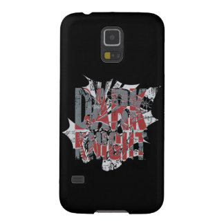 Batman Dark Knight | Name Red Grey Logo Case For Galaxy S5