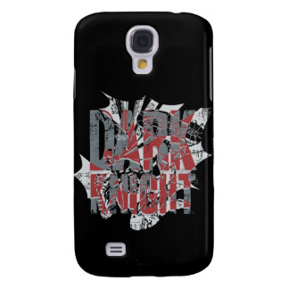 Batman Dark Knight | Name Red Grey Logo Galaxy S4 Case