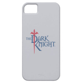 Batman Dark Knight | Name Red Sword Logo Barely There iPhone 5 Case
