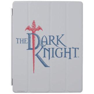 Batman Dark Knight | Name Red Sword Logo iPad Cover