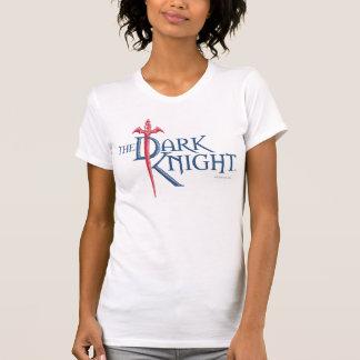 Batman Dark Knight | Name Red Sword Logo T-Shirt