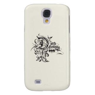 Batman Dark Knight | Ornate Logo Galaxy S4 Case