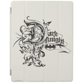 Batman Dark Knight   Ornate Logo iPad Cover