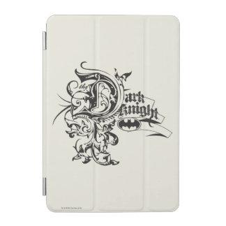 Batman Dark Knight   Ornate Logo iPad Mini Cover