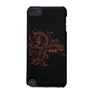 Batman Dark Knight   Urban Brown Logo iPod Touch 5G Cases