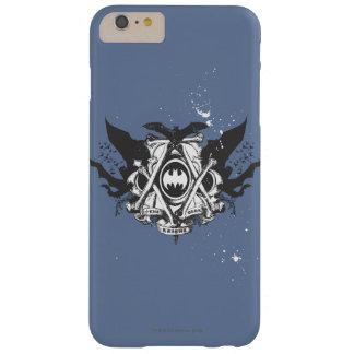 Batman Dark Knight | Various Bats Logo Barely There iPhone 6 Plus Case