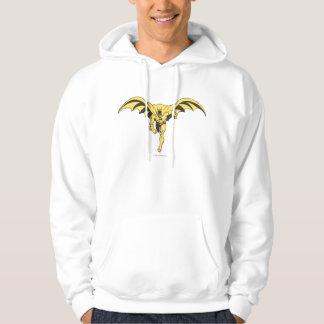 Batman Dash Yellow Hoodie