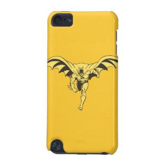 Batman Dash Yellow iPod Touch (5th Generation) Cases