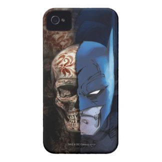 Batman de los Muertos iPhone 4 Case