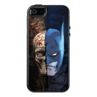 Batman de los Muertos OtterBox iPhone 5/5s/SE Case
