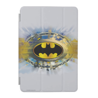 Batman Decorated Logo iPad Mini Cover
