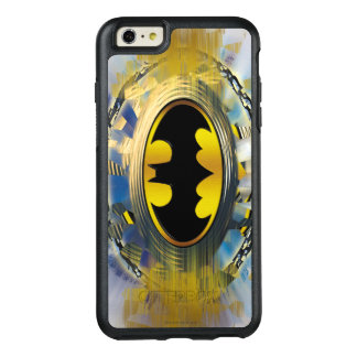 Batman Decorated Logo OtterBox iPhone 6/6s Plus Case