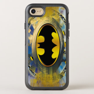 Batman Decorated Logo OtterBox Symmetry iPhone 8/7 Case