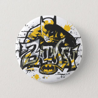 Batman Design 10 6 Cm Round Badge