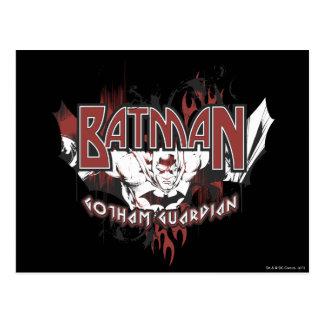 Batman Design 11 Postcard