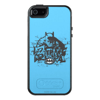 Batman Design 12 OtterBox iPhone 5/5s/SE Case