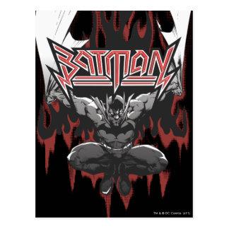 Batman Design 21 Postcard