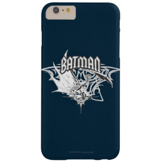 Batman Design 25 Barely There iPhone 6 Plus Case