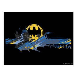 Batman Design 26 Postcard