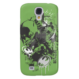 Batman Design 8 Galaxy S4 Case