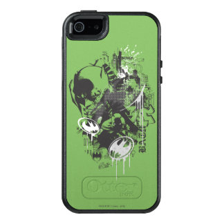 Batman Design 8 OtterBox iPhone 5/5s/SE Case