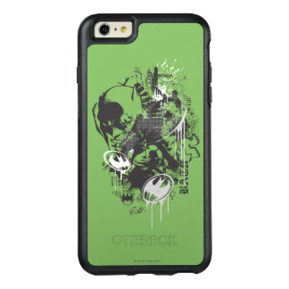 Batman Design 8 OtterBox iPhone 6/6s Plus Case