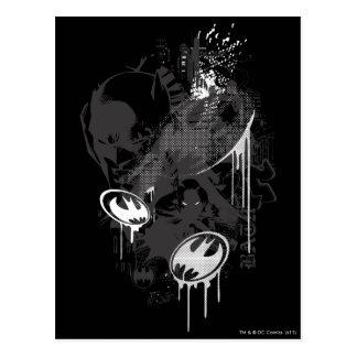 Batman Design 8 Postcard