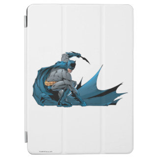 Batman down on the ground iPad air cover