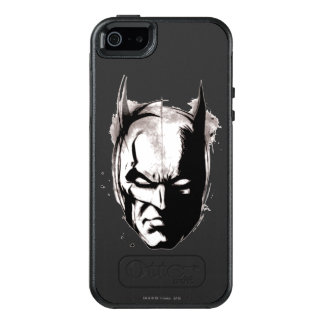 Batman Drawn Face OtterBox iPhone 5/5s/SE Case