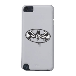 Batman Drip Logo iPod Touch 5G Case