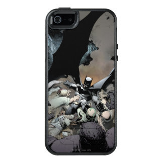 Batman Fighting Arch Enemies OtterBox iPhone 5/5s/SE Case