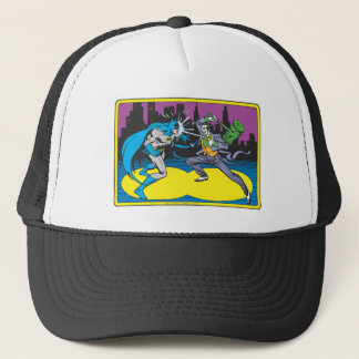 Batman Fights Joker Trucker Hat