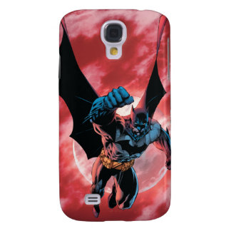 Batman Firey Sky Galaxy S4 Case