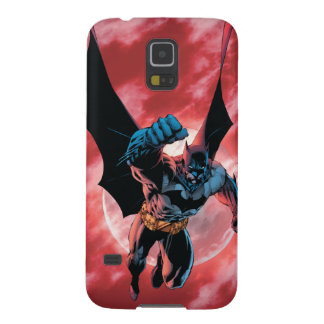 Batman Firey Sky Galaxy S5 Covers