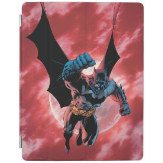 Batman Firey Sky iPad Cover