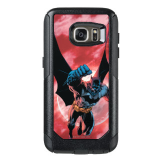 Batman Firey Sky OtterBox Samsung Galaxy S7 Case
