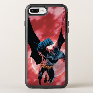 Batman Firey Sky OtterBox Symmetry iPhone 8 Plus/7 Plus Case
