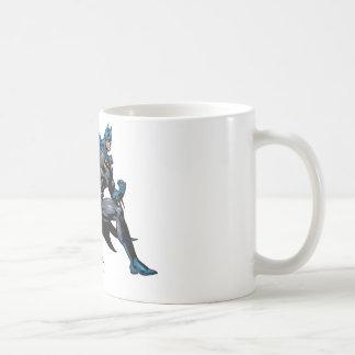 Batman Fists Coffee Mug